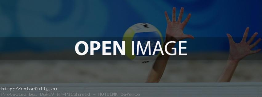 Volleyball – Facebook cover