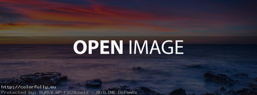 Beautiful sea view – Facebook cover