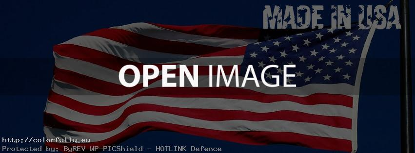 Made in USA – Facebook cover
