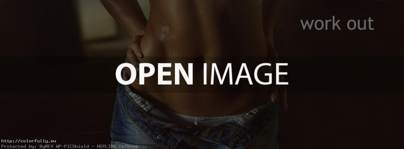 Work out body – Facebook cover
