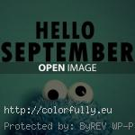 hello september 150x150 Hello September quotes images