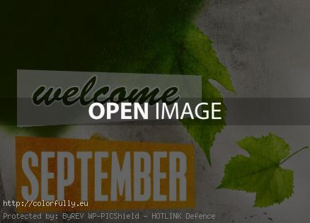 Hello September – Leaves