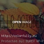 hello october image 150x150 Hello October   Top autumn images