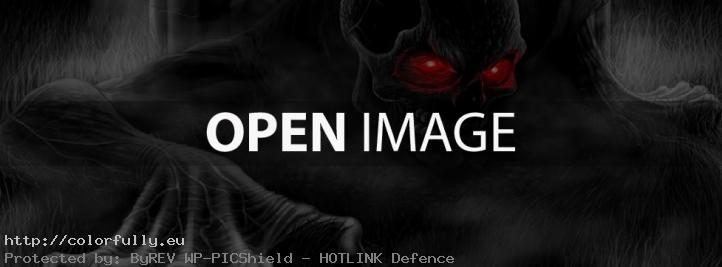 Scary Halloween Facebook cover