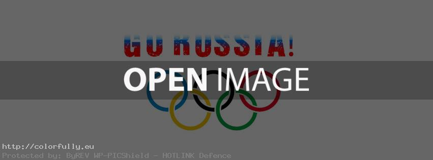 Go Russia – Facebook cover