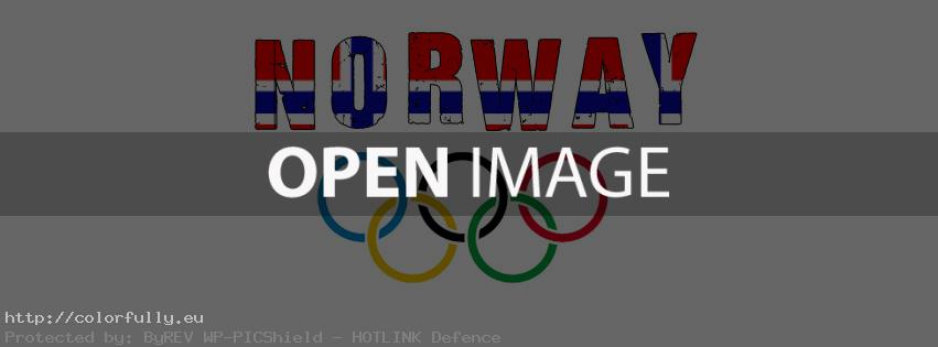 support norway olympics