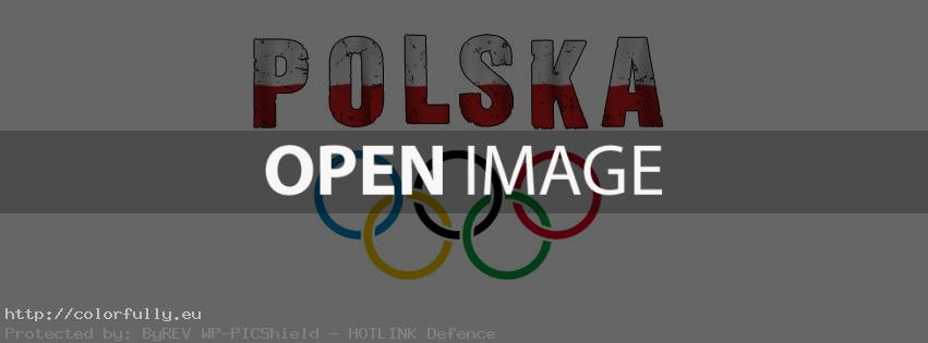 Support Polska Olympics – Facebook cover