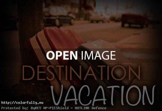 Destination Vacation!