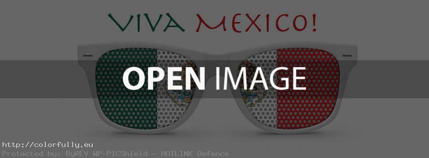 Viva Mexico – Facebook cover