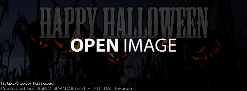 happy halloween cover photo