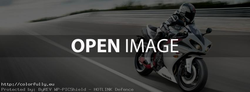 Yamaha motor – Facebook cover