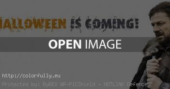 halloween is coming cover